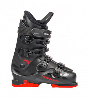 Cruzar X 9.0 Thermoshape Black/Red